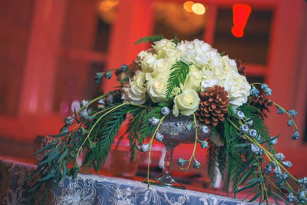 Winter floral roundup mcr design group for Winter design group
